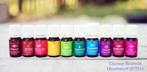 Young Living Essential Oils - Everyday Oils Essential Oil Collection
